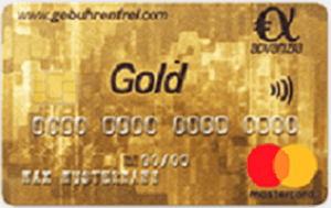 Best Free Fees MasterCard in Germany (Gebührenfrei English)