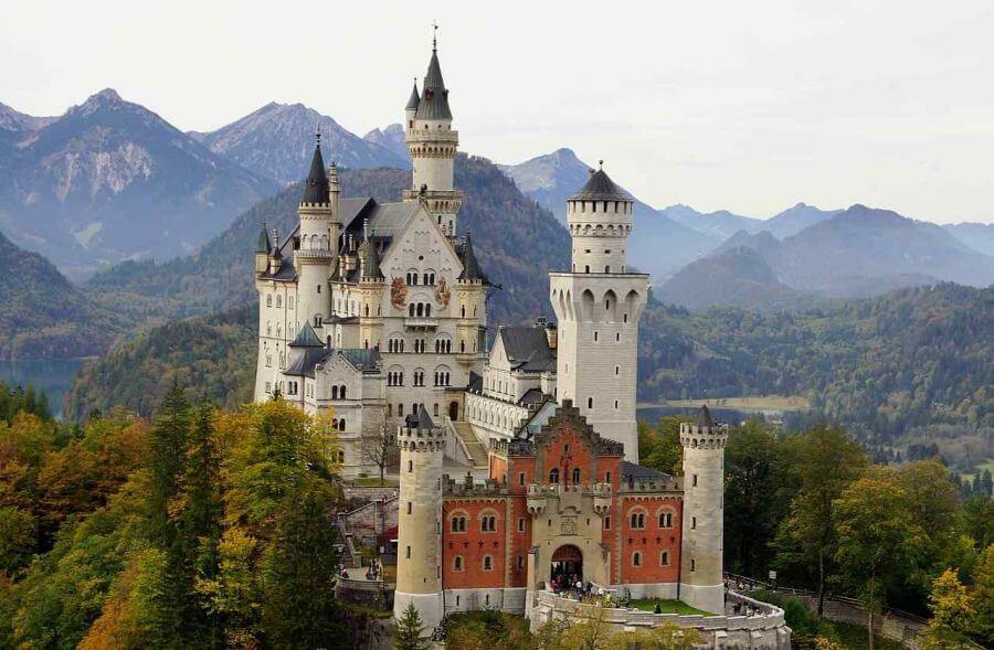 Top 10 Touristenattraktionen in Deutschland 1