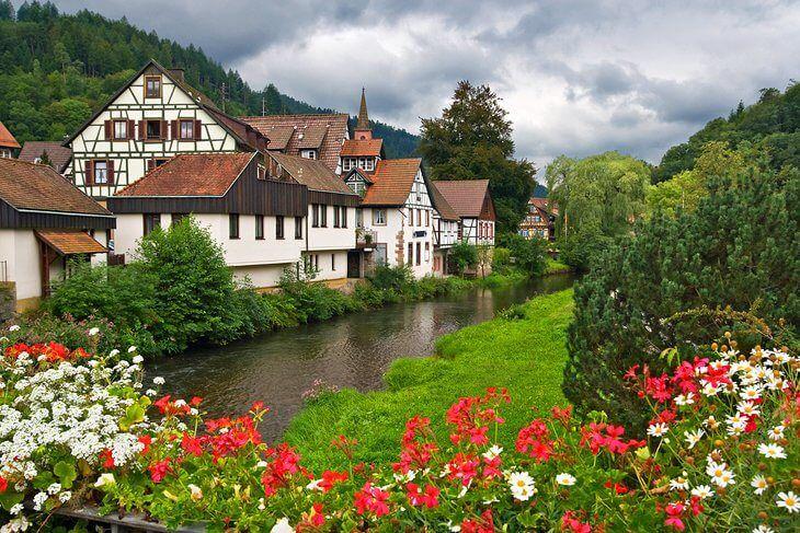 Top 10 Touristenattraktionen in Deutschland 10
