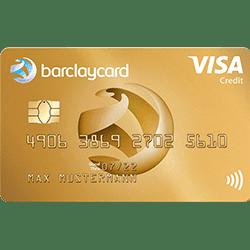 Barclaycard Gold Visa Card