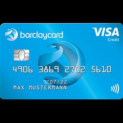 Barclaycard Student Visa Kreditkarte