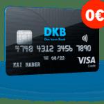 DKB Visa Card Deutsche Kreditbank Kreditkarte دويتشة كرديت بنك DKB فيزا كارد كردت كارد مجانية فتح حساب بنكي مجاني مع فيزا كارد لدى DKB بنك