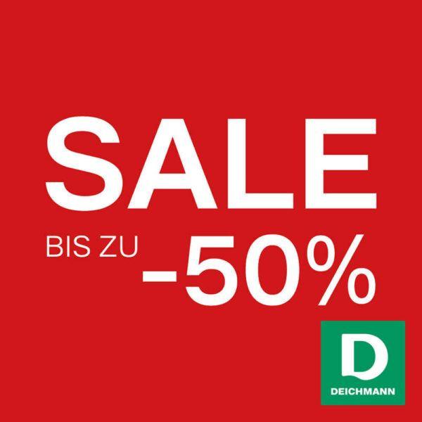 Deichmann angebote 50 % Sale