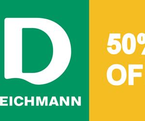 DEICHMANN ONLINE SALE – JETZT BIS ZU 50% RABATT!