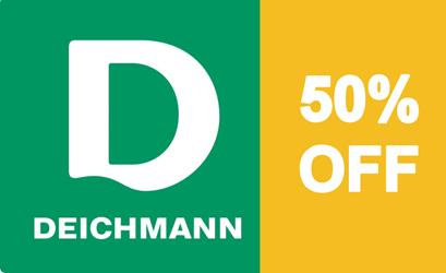 Deichmann online sale sommer sale 50 off