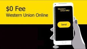 Western Union Online money Transfer for free