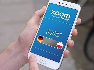 Xoom – Money Transfer Service by PayPal